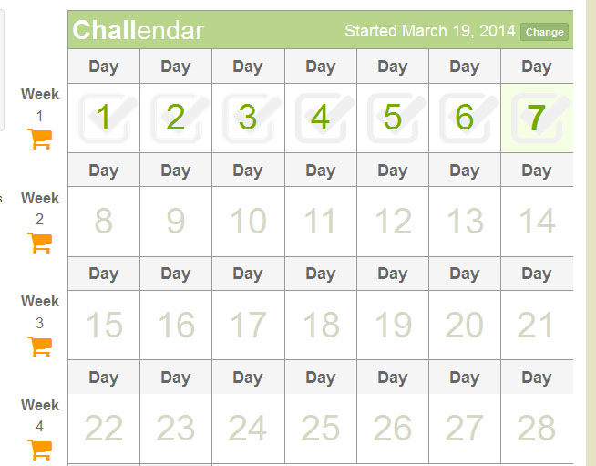 30 Day Juice Challenge – the babbling botanist